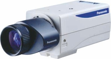 "Panasonic WVCL270 1/2"" CCD Colour Camera"
