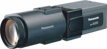 """Panasonic WVCL920A 1/2"""" CCD Colour/Mono Camera"""