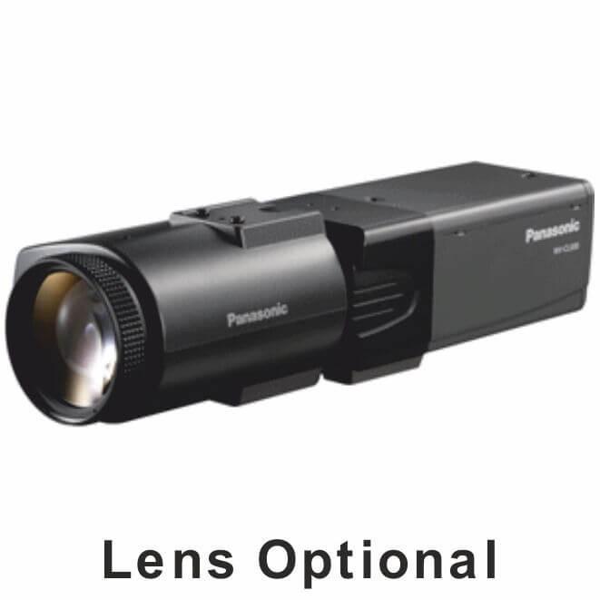 """Panasonic WVCL934 1/2"""" CCD Colour/Mono Camera"""