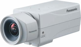 "Panasonic WVCP244EX 1/3"" Colour CCD Camera"