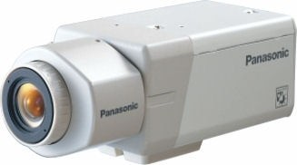 "Panasonic WVCP250 1/3"" CCD Colour/Mono Camera"