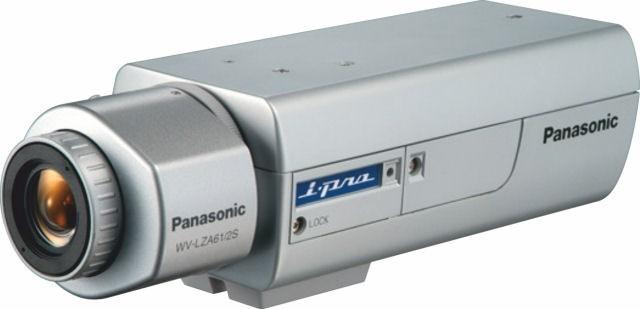 Panasonic WVNP240 Network Camera ex demo