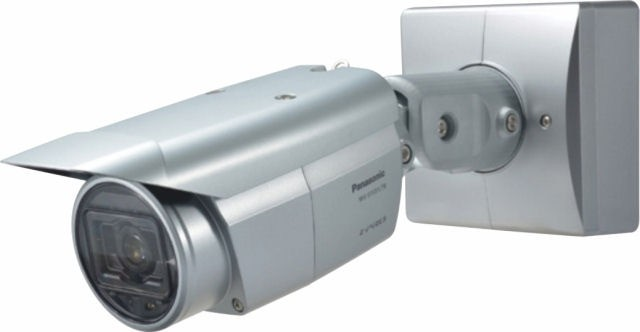 Panasonic WVS1531LTN Super Dynamic Full HD Waterproof Network Camera