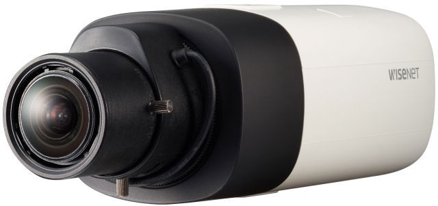 Samsung / Hanwha XNB6000AID 2M Network Camera with Automatic Incident Detection