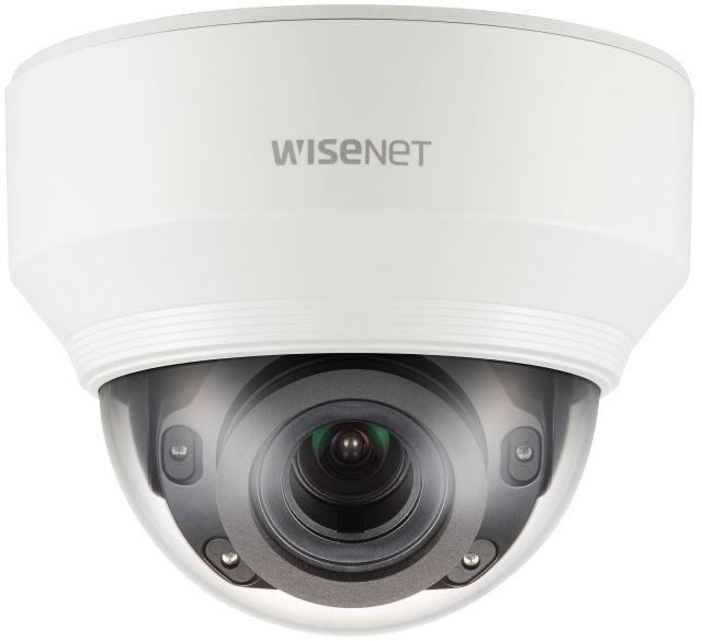 Samsung / Hanwha XND8080R 5M Network IR Dome Camera