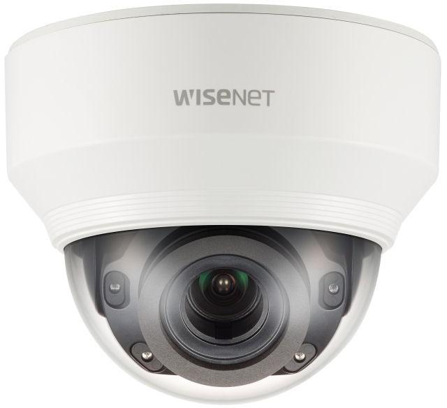 Samsung / Hanwha XND6080R 2M Network IR Dome Camera