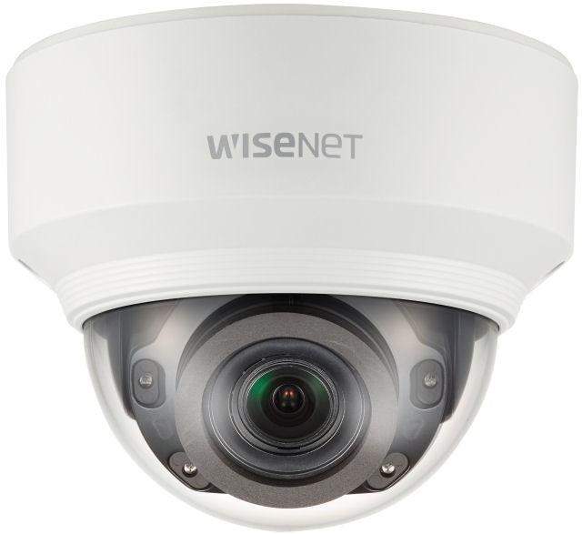 Samsung / Hanwha XND6080FPC 2M Network IR Dome Camera with People Counter