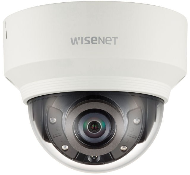 Samsung / Hanwha XND8040R 5M Network IR Dome Camera