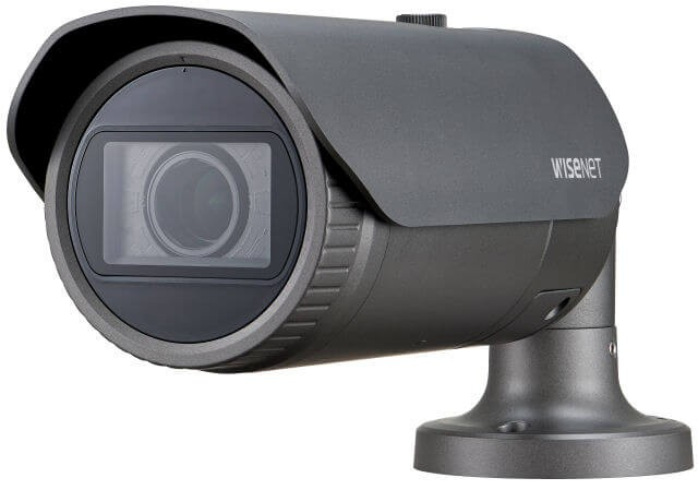 Samsung / Hanwha XNOL6080R 2 Megapixel Network IR Bullet Camera