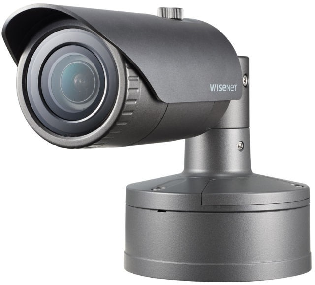 Samsung / Hanwha XNO8020R 5 Megapixel  Network Infra Red Bullet Camera