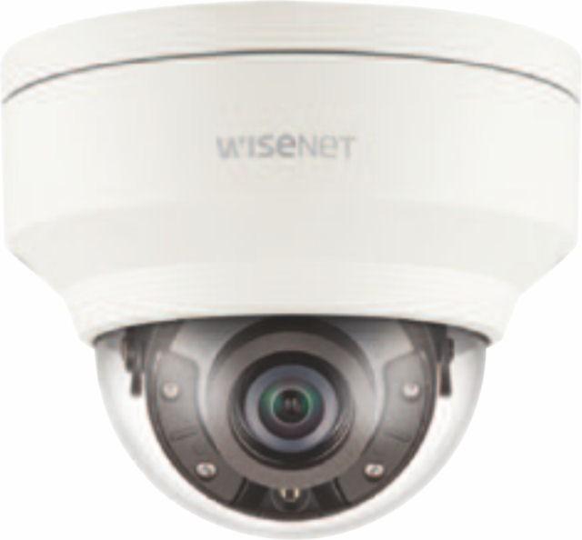 Samsung / Hanwha XNV8040R 5M Vandal-Resistant Network IR Dome Camera