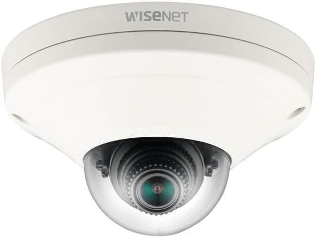 Samsung / Hanwha XNV6011 2M Vandal-Resistant Network Dome Camera