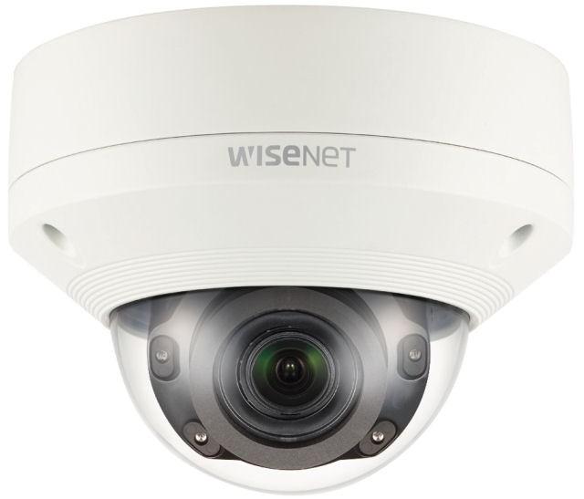 Samsung / Hanwha XNV8080R 5M Vandal-Resistant Network IR Dome Camera