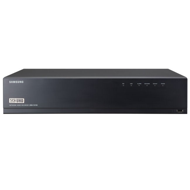 Samsung / Hanwha XRN1610S 16CH Network Video Recorder with PoE Switch