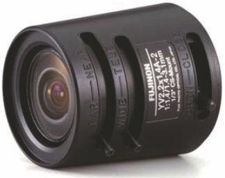 """Fujinon YV2.2x1.4A-2 1/3"""" Vari-Focal Manual Iris Lens"""