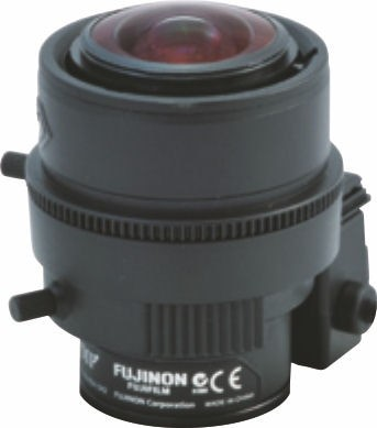 "Fujinon YV2.8x2.8SA-SA2L 1/3"" Vari-Focal 3 Megapixel DC auto iris Lens"
