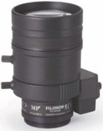 """Fujinon YV3.3x15SA-2 1/3"""" Vari-Focal 3 Megapixel manual iris Lens"""