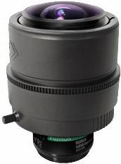 "Fujinon YV3x6SR4A-2 1/3"" Vari-Focal 3 Megapixel manual iris Day/Night Lens"