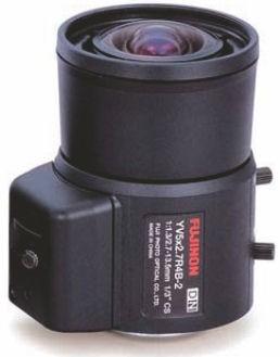 """Fujinon YV5x2.7R4B-2 1/3"""" Vari-Focal . Day/Night manual iris Lens"""