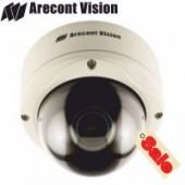Arecont Vision AV5155DN 5 MP MegaDome H.264 IP Camera