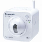 Panasonic BLC230 H.264/MPEG4 Wireless Network Camera