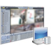 Bosch BRSDVD32A Recording Station Software