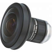 "Fujinon FE185C046HA-1 1/2"" Fish-Eye lens 5 Megapixel Manual iris Lens"