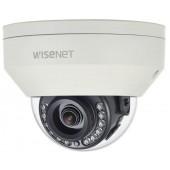 Samsung / Hanwha HCV7010R QHD (4MP) Analog Vandal-Resistant IR Dome Camera