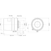 Bosch LFF8012CD50 Ultra Megapixel Lens