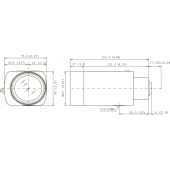 Bosch LTC379351 Motorized Zoom, Auto Iris With Spot Filter
