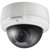 Samsung SCV2082R Premium Resolution Vandal-Resistant IR Dome Camera