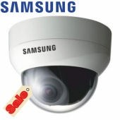 "Samsung SID450 1/3"" High Resolution Day & Night Dome Camera"