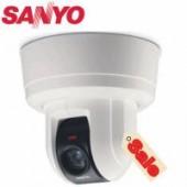 Sanyo VCCHD5600EXCP Colour/Mono External PTZ Dome