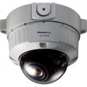 Panasonic WVCW630S Super Dynamic 6 Vandal Resistant Fixed Dome Camera