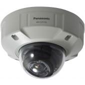 Panasonic WVS2570L 4K (3,840 x 2,160) iA H.265 Network Vandal Resistant Dome Camera