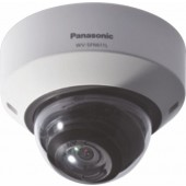 Panasonic WVSFN611L Super Dynamic HD Dome Network Camera