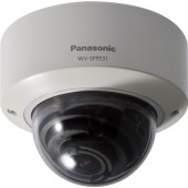 Panasonic WVSFR531 Super Dynamic Full HD Vandal Resistant Dome IP Camera