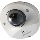 Panasonic WVSFV110 Super Dynamic HD Vandal Resistant Dome Network Camera