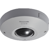 Panasonic WVSFV481 360-degree Vandal Resistant Dome 9 megapixel Network Camera