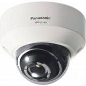 Panasonic WVU2142L 4-megapixel iA (Intelligent Auto) H.265 Network Dome Camera