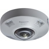 Panasonic WVX4571L iA H.265 360-degree Vandal Resistant Outdoor Network Dome Camera