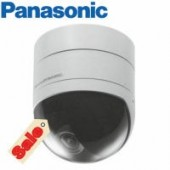 Panasonic WVCF250 Colour Fixed Mini Dome Camera