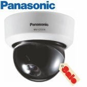 Panasonic WVCF374E Day/Night Fixed Dome Camera