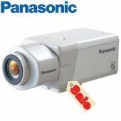 """Panasonic WVCP250 1/3"""" CCD Colour/Mono Camera"""