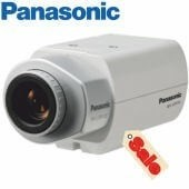 Panasonic WVCP304E Day/Night Surveillance Camera