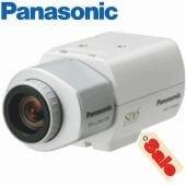 Panasonic WVCP624 Day/Night Fixed Camera