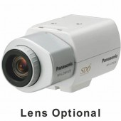 Panasonic WVCP624 Day/Night Fixed Camera