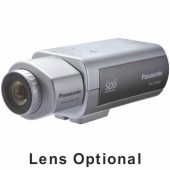 Panasonic WVCP634 Super Dynamic 6 Day/Night Camera