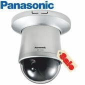 Panasonic WVCS580G High Resolution PTZ Dome Camera