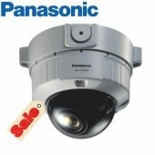 Panasonic WVCW364E Vandal Resistant Fixed Dome Camera
